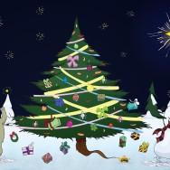 Holiday Card 2010 - Scene 5