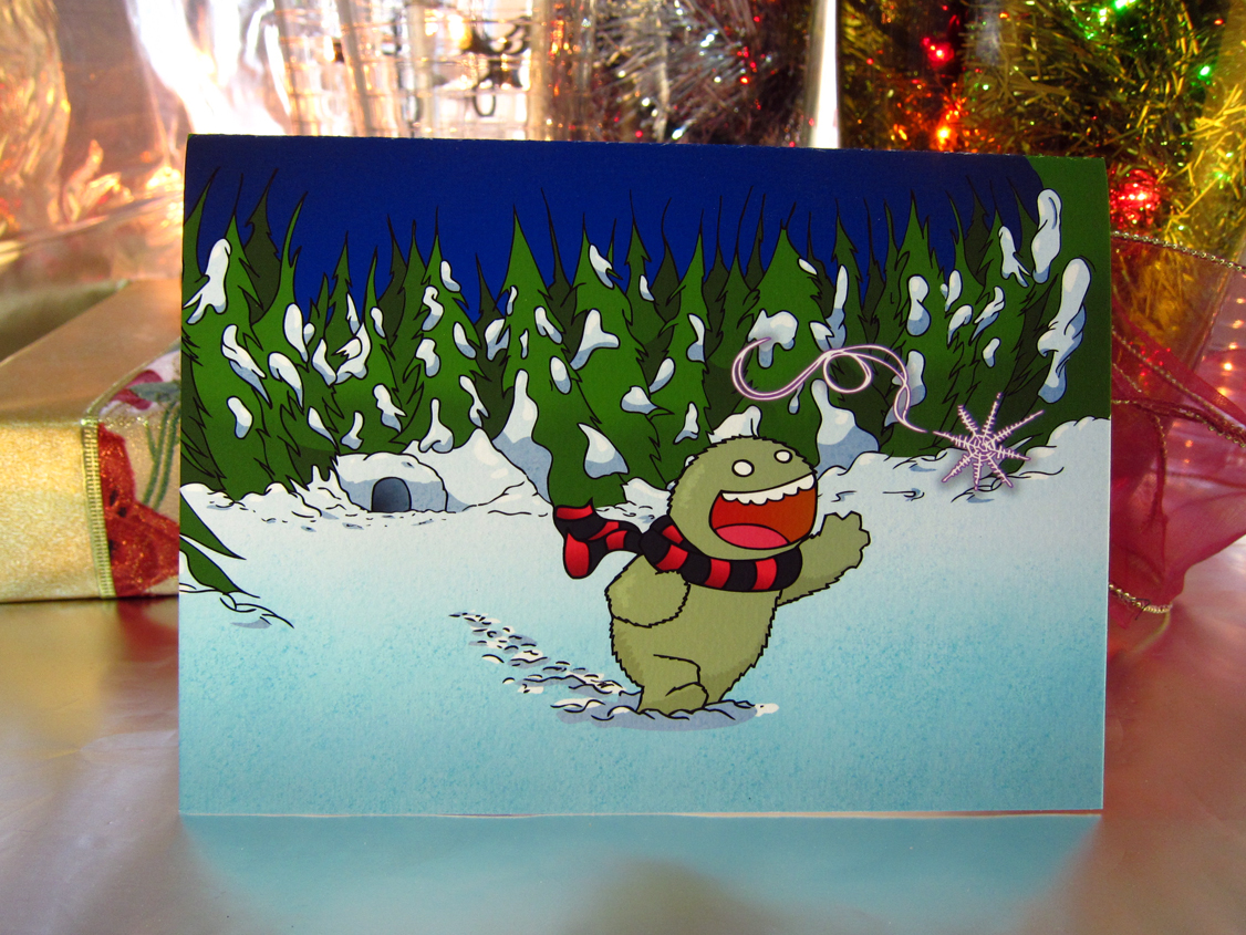 Holiday Cards 2011 - Card 1