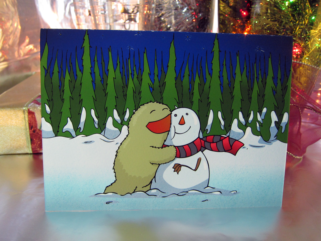 Holiday Cards 2011 - Card 5